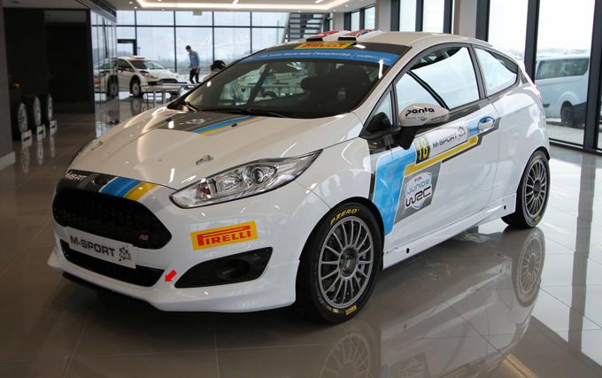 Ford Fiesta R2: M-Sport presenta la versione per lo Junior WRC 2018