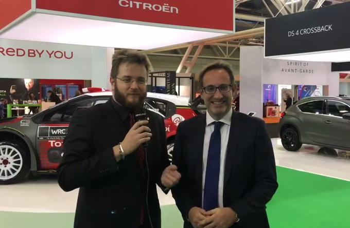 Gruppo PSA al Motor Show di Bologna [VIDEO INTERVISTA]