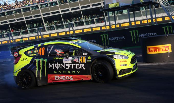 Monza Rally Show, Pirelli: la stagione rallystica termina con successo