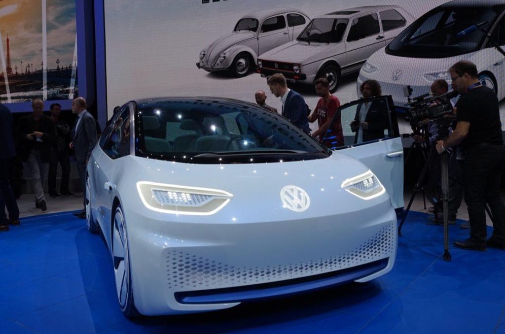 """Volkswagen annuncia: """"La produzione della I.D. partirà entro due anni"""""""