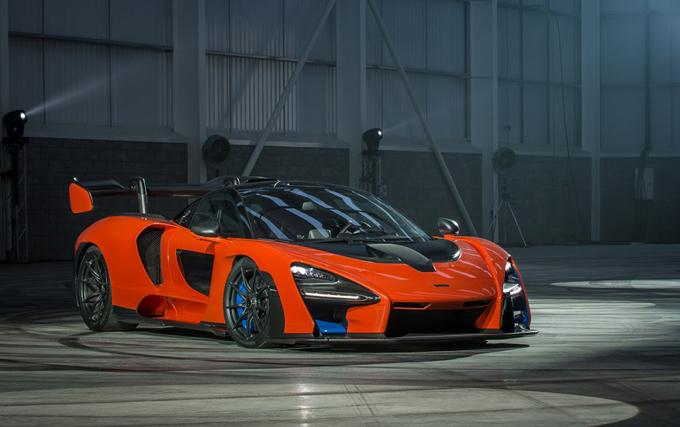 McLaren inaugura a Sheffield il nuovo Composites Technology Centre