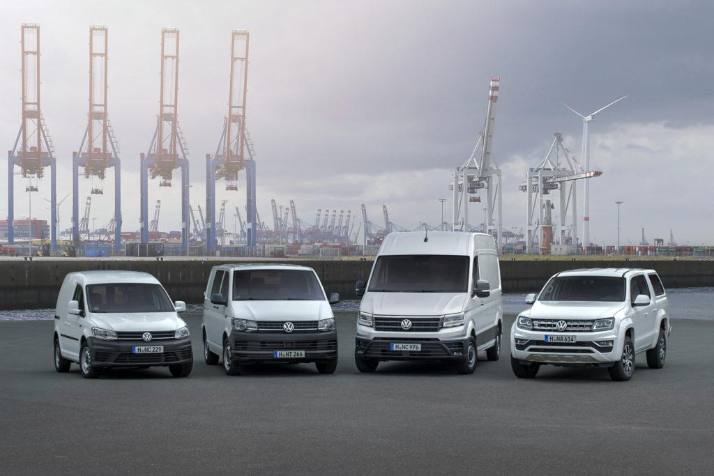 Volkswagen Veicoli Commerciali: 2017 da record in Italia e nel mondo