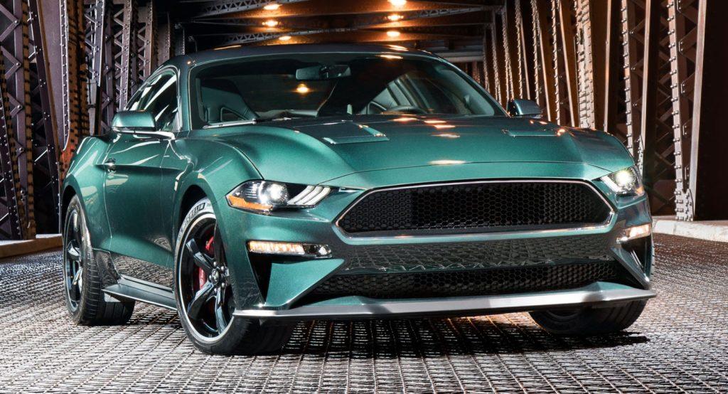 Ford Mustang Bullitt: dedicata al film con Steve McQueen