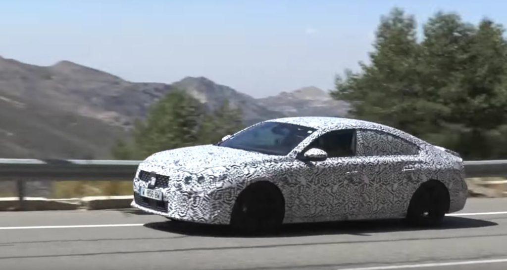 Peugeot 508: la nuova generazione è alle porte [VIDEO SPIA]