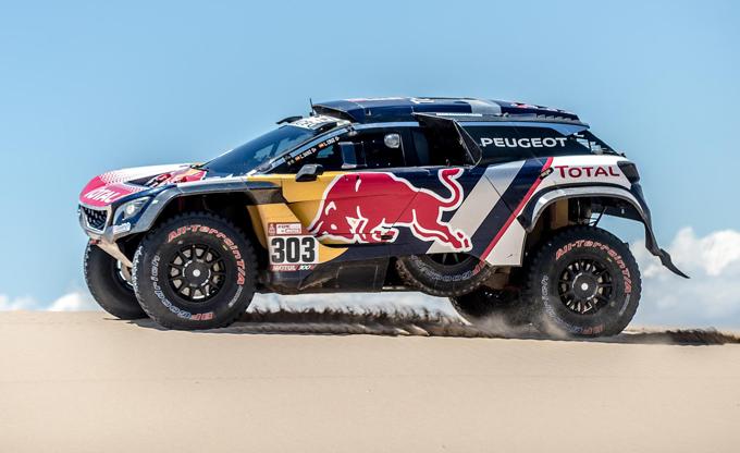 Dakar, Peugeot: terza piazza per Sainz nell'11^ tappa [SPECIALE DAKAR]