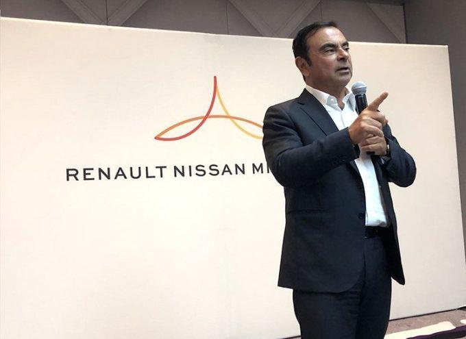 Renault-Nissan-Mitsubishi: investimento di un miliardo di dollari nei prossimi cinque anni