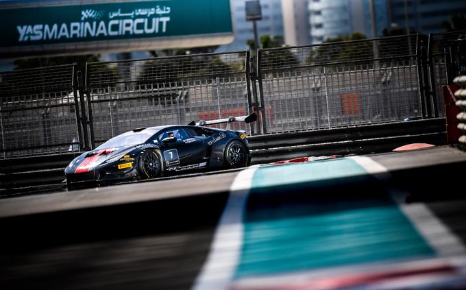 Lamborghini Super Trofeo: il 2018 parte dal Medio Oriente