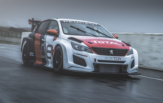 Peugeot 308 TCR: via agli ordini per i team clienti [FOTO e VIDEO]