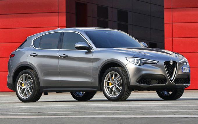 Alfa Romeo, doppietta di premi nel Regno Unito con Giulia Quadrifoglio e Stelvio