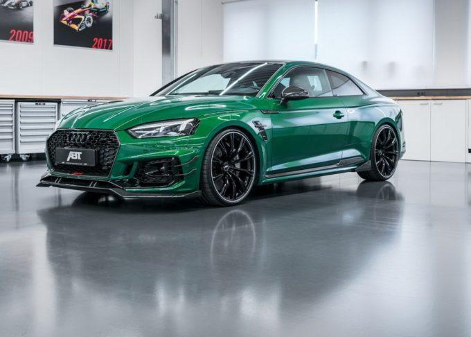 Audi RS5-R, il nuovo tuning di ABT che debutta al Salone di Ginevra 2018 [FOTO e VIDEO]