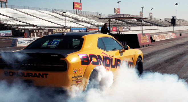 Dodge Demon, ora è possibile fare il corso di drag race [VIDEO]