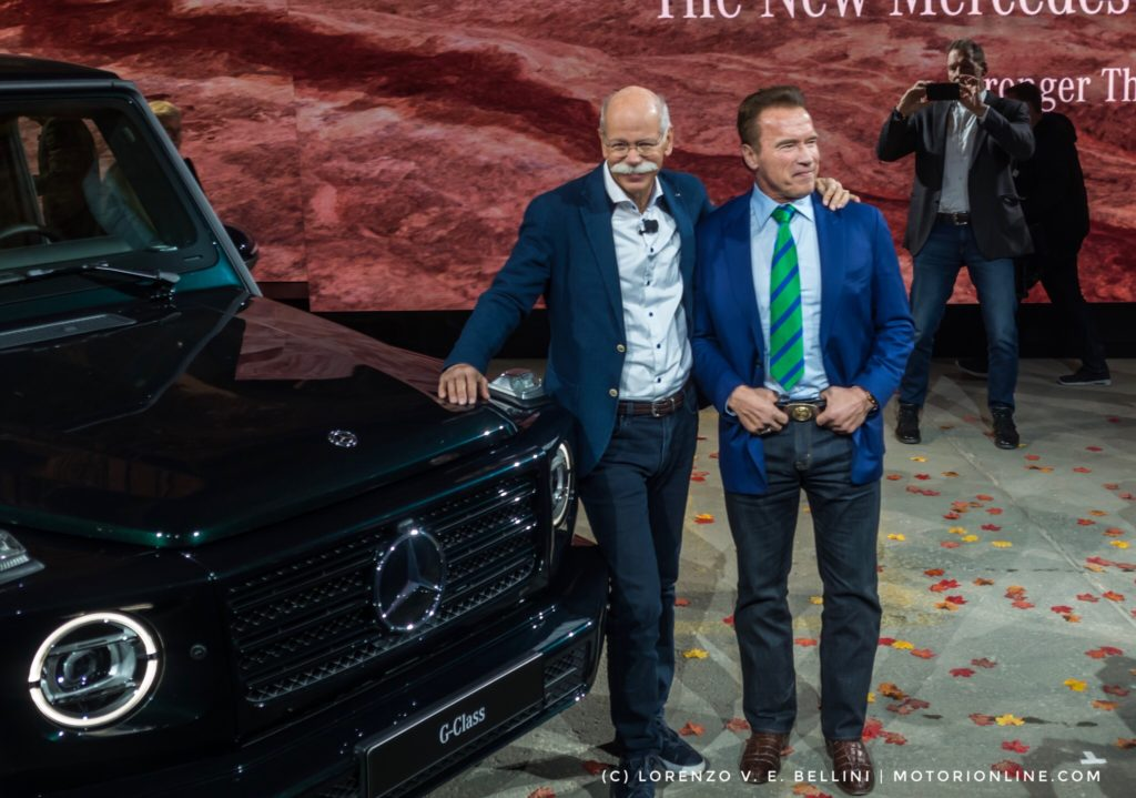 Salone di Detroit 2018: Mercedes, Zetsche e un futuro tra compatte, elettriche e nuovi avversari