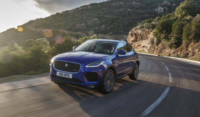 Jaguar E-PACE: artigliare l'asfalto da un punto più alto [TEST DRIVE]