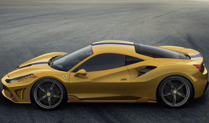 Ferrari 488 GTO: nuove indiscrezioni emergono in rete [RENDERING]