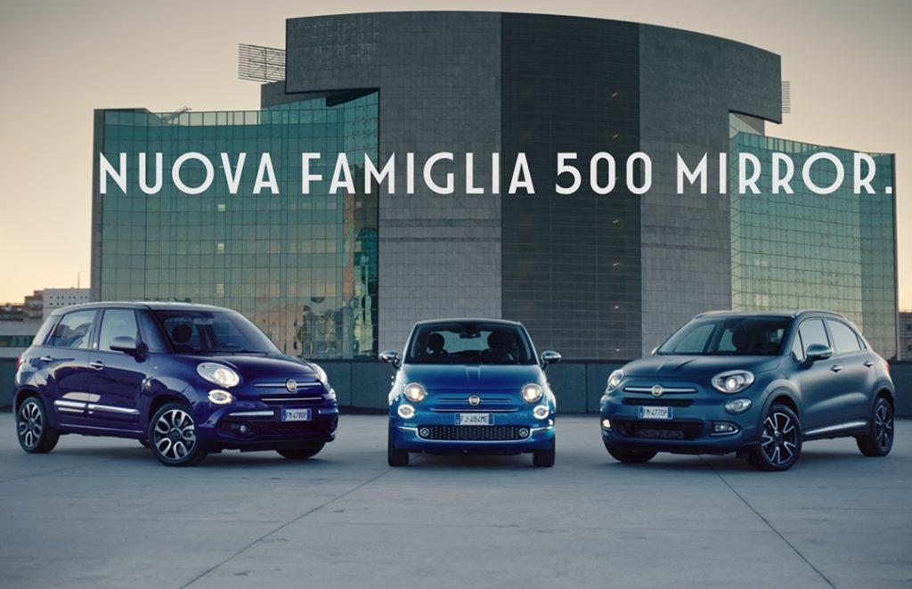 Fiat 500 Mirror, via alla campagna di comunicazione delle nuova versione tecnologica [VIDEO]