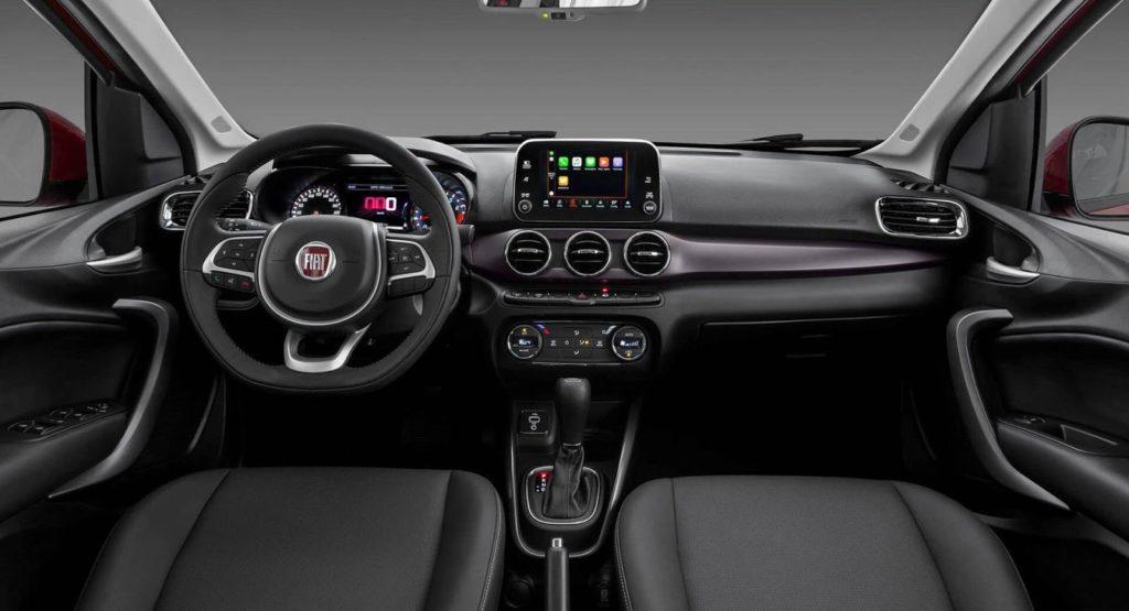 Fiat Cronos: svelati gli interni della nuova berlina pensata per il Sud America