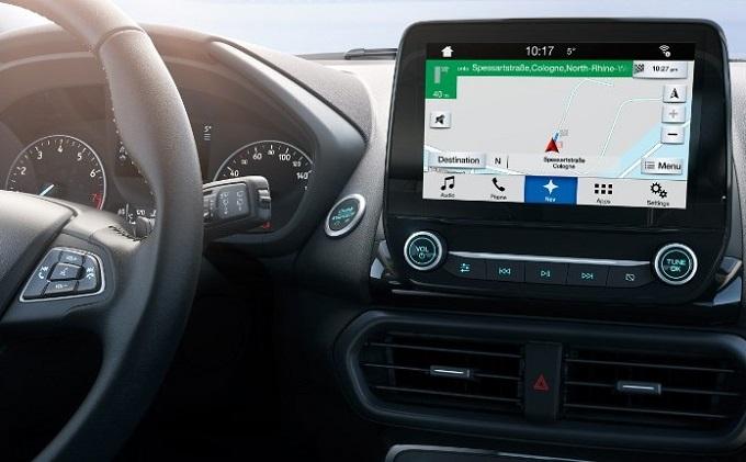 Ford EcoSport, la nuova generazione fa all-in su tecnologia e praticità