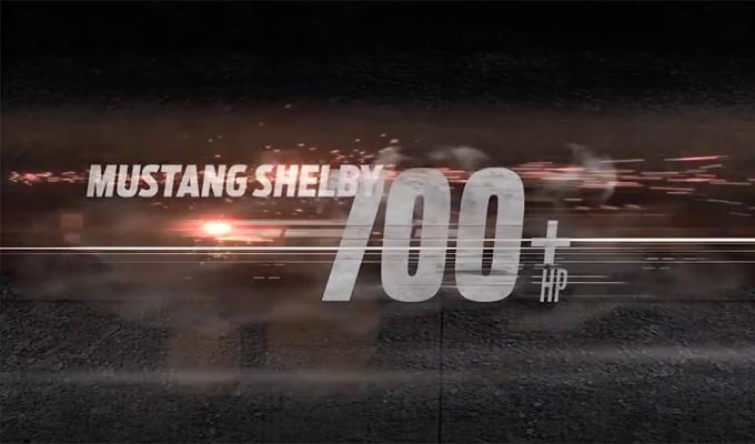 Ford Mustang Shelby GT500: un nuovo capitolo atteso nel 2019 [VIDEO]
