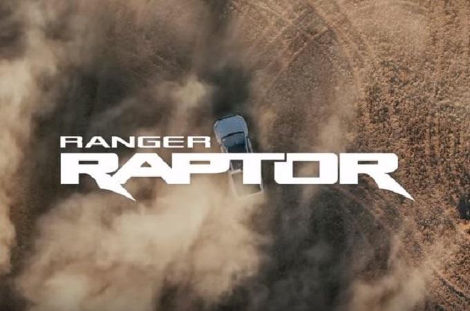 Ford Ranger Raptor, pronto a tutto [VIDEO TEASER]