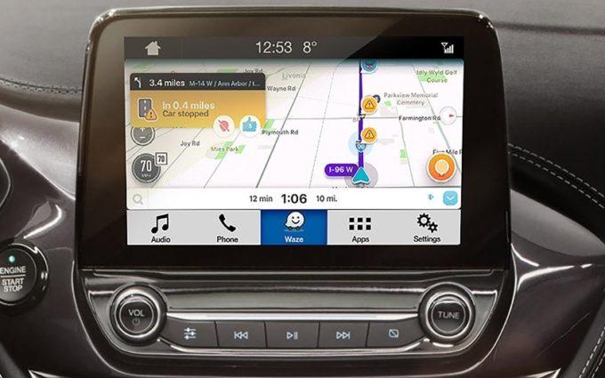 CES 2018: Ford integra l'app di navigazione Waze sull'infotainment SYNC 3