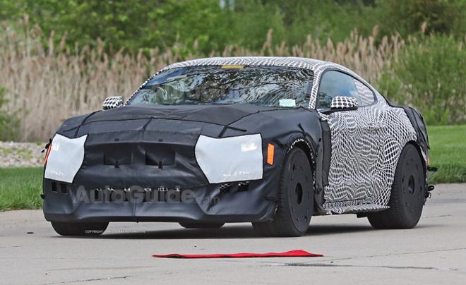 Ford Mustang, la Shelby GT500 non sarà presentata a Chicago [VIDEO]