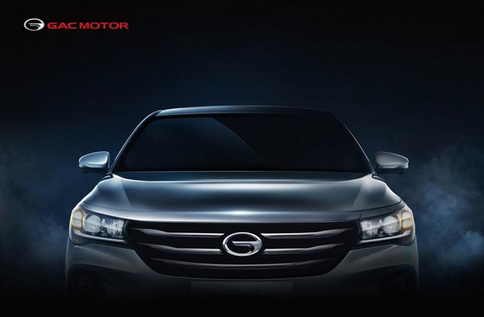 GAC Motor annuncia un nuovo modello per gli USA [TEASER]