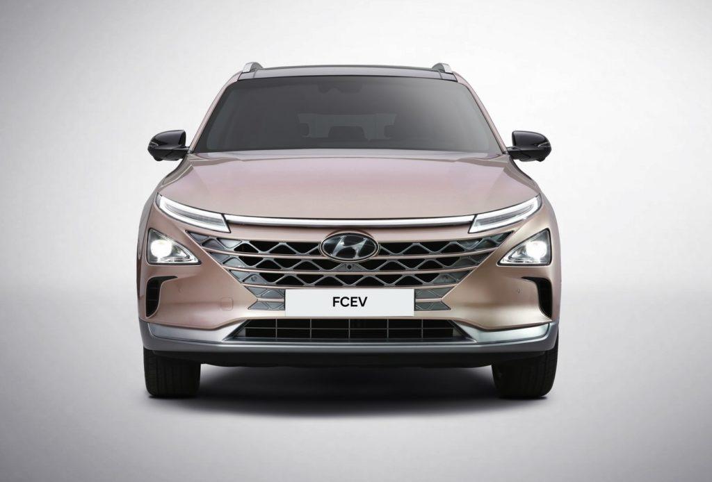 Nexo è la visione della mobilità ad idrogeno di Hyundai