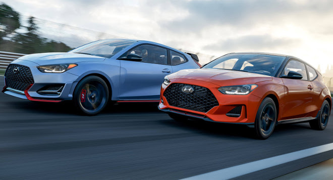 Hyundai Veloster N, è già possibile guidarla virtualmente su Forza Motorsport 7 [VIDEO]