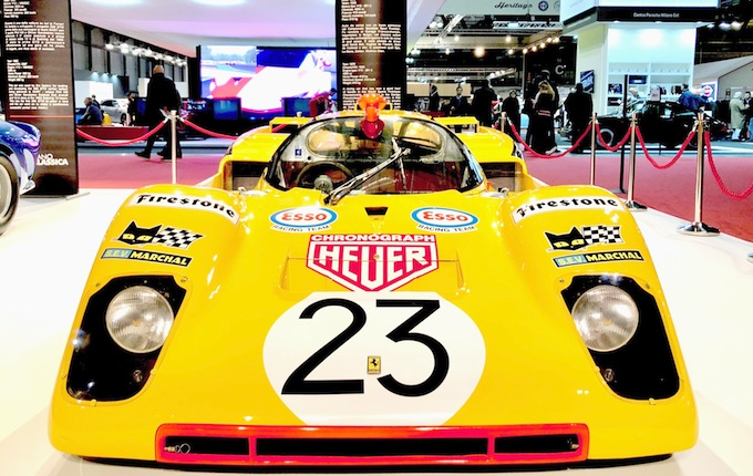 "Ferrari 512M (1970): una ""belva"" ingabbiata dai regolamenti"