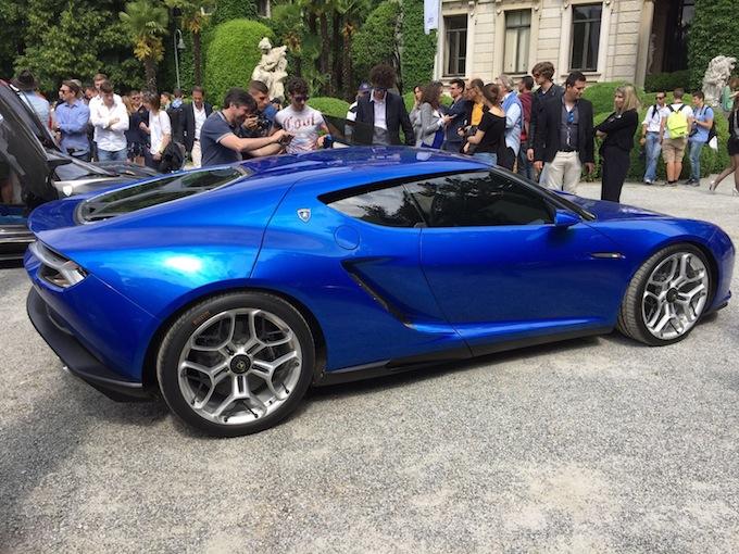Lamborghini Asterion 2014: Possiamo Sperarci, ora che la Urus è fatta?
