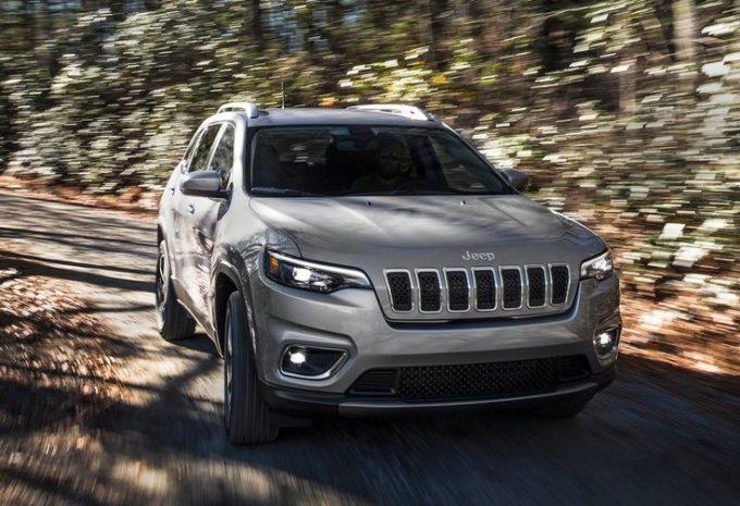 Nuova Jeep Cherokee, debutto da star al NAIAS di Detroit