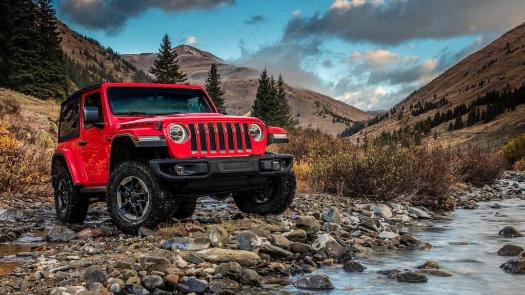 Jeep Wrangler MY 2018: l'infotainment è protagonista al CES di Las Vegas