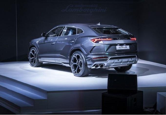 Lamborghini Urus a Detroit: debutto in Nord America per il Super SUV