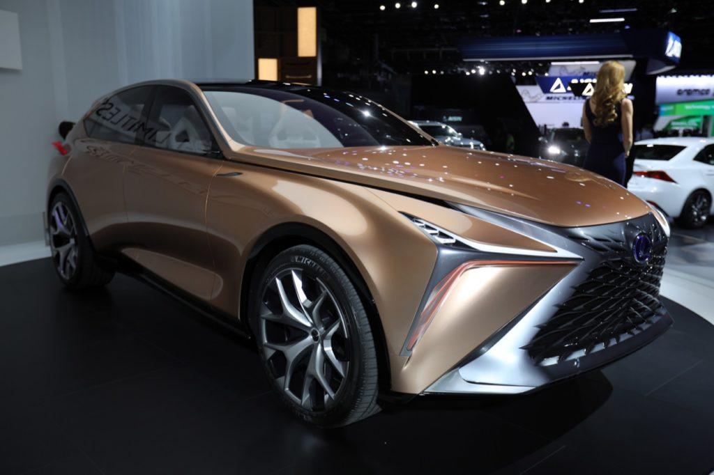 Lexus LF-1 Limitless: sguardo sull'avveniristico concept di SUV premium [VIDEO]