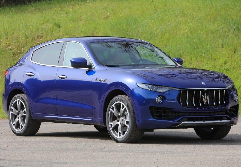 Maserati Levante: promozione leasing fino al 31 gennaio