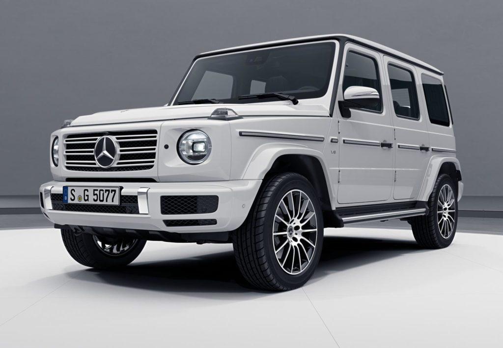 Mercedes Classe G AMG Line MY 2019