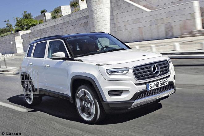 Mercedes glb preisliste