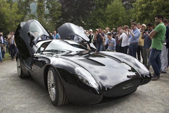 Maserati Zagato Mostro (2015): il regalo dei 100 anni