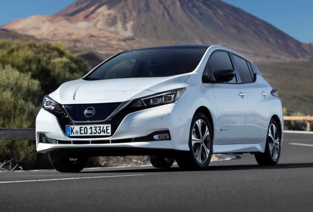 Nissan presenta l'Ecosistema Elettrico per un futuro più sostenibile