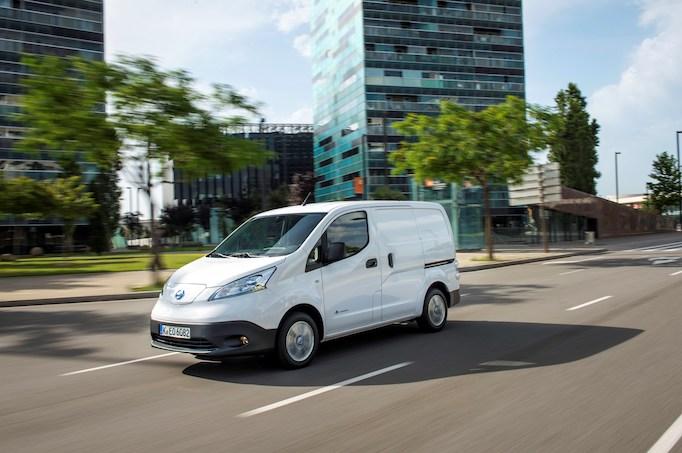 Nissan e-NV200: aperti gli ordini in Italia, Belgio, Germania, Austria e Svizzera