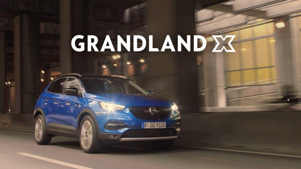 Opel Grandland X: porte aperte alla scoperta del nuovo Suv