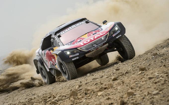 Dakar, Peugeot: inizia l'avventura! [SPECIALE DAKAR]