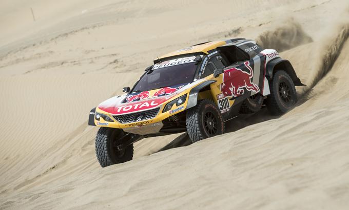 Dakar, Peugeot: primi chilometri per le 3008 DKR Maxi [SPECIALE DAKAR]