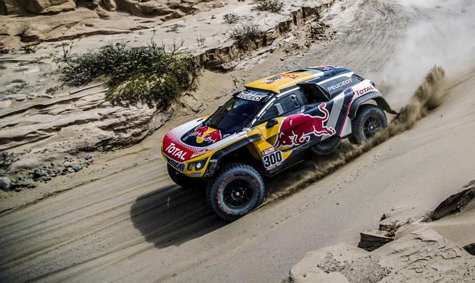 Dakar, Peugeot: Peterhansel vince la 5^ tappa e allunga in classifica [SPECIALE DAKAR]