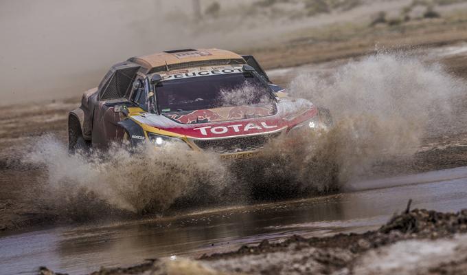 Dakar, Peugeot: egemonia di Peterhansel nella 10^ tappa [SPECIALE DAKAR]