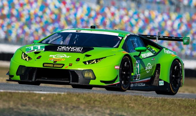 24 Ore di Daytona, Lamborghini: al via 3 Huracan GT3 nella 56esima edizione