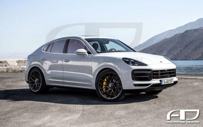 Porsche Cayenne Coupé: l'idea di una nuova variante di carrozzeria [RENDERING]