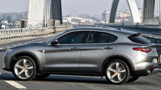 Suv Ferrari Ecco Come Potrebbe Essere L Inedito Crossover