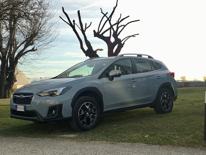 Nuova Subaru XV: il MY2018 è tanto aggressivo quanto sicuro