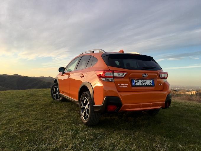 Nuova Subaru XV: Intervista video e Test drive